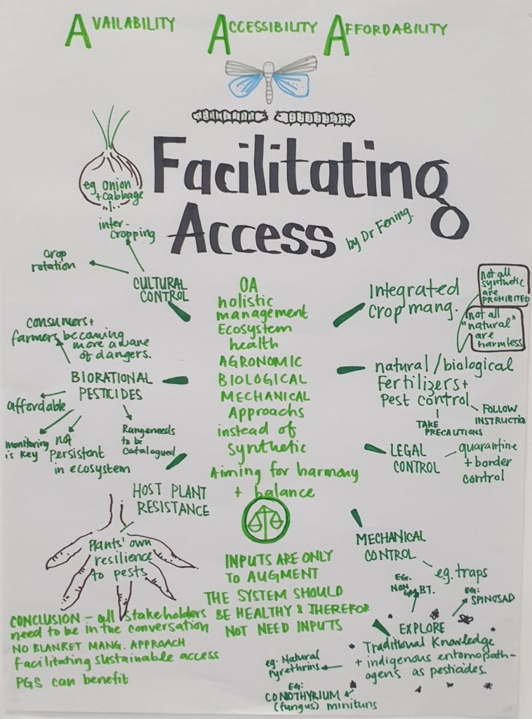 Facilitating Access