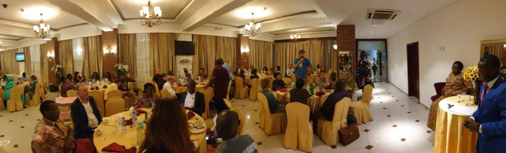 WAOC VIP dinner