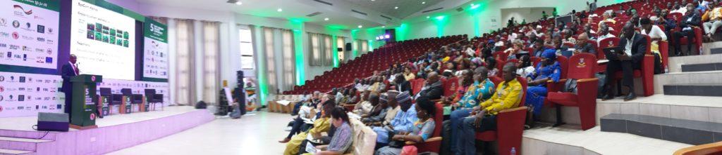 WAOC conference auditorium