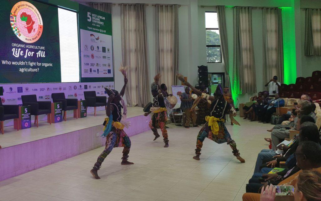 WAOC dancing group